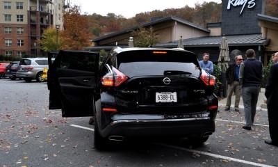 2015 Nissan Murano Platinum AWD 112