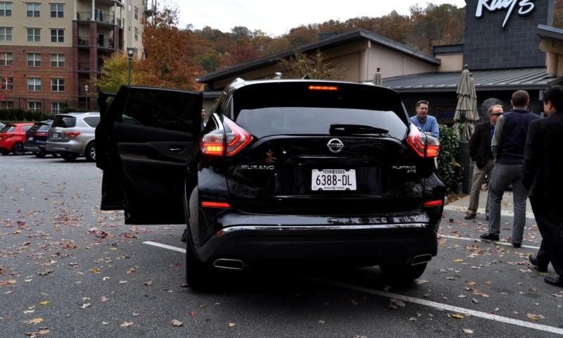 2015 Nissan Murano Platinum AWD 113