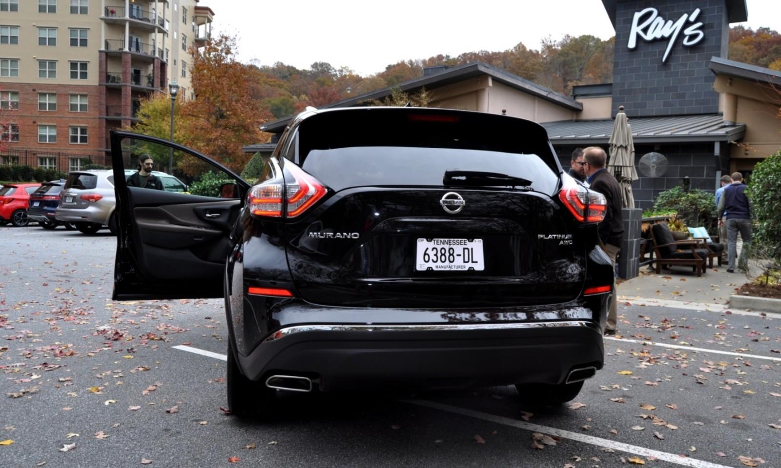 2015 Nissan Murano Platinum AWD 114