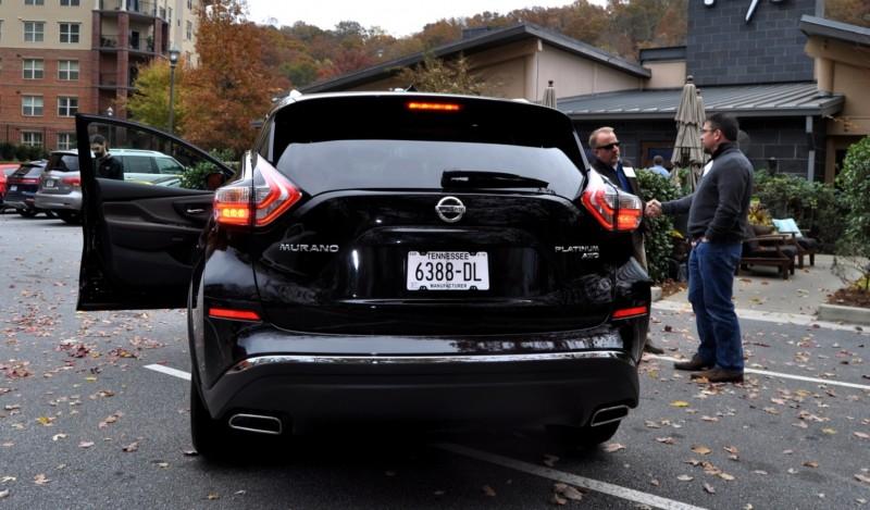 2015 Nissan Murano Platinum AWD 115