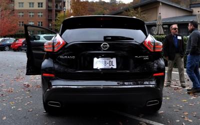 2015 Nissan Murano Platinum AWD 116