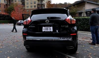 2015 Nissan Murano Platinum AWD 117