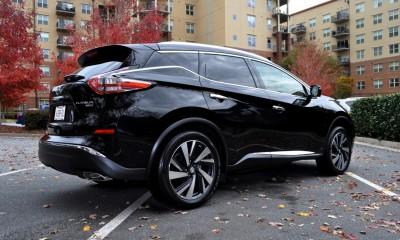 2015 Nissan Murano Platinum AWD 119