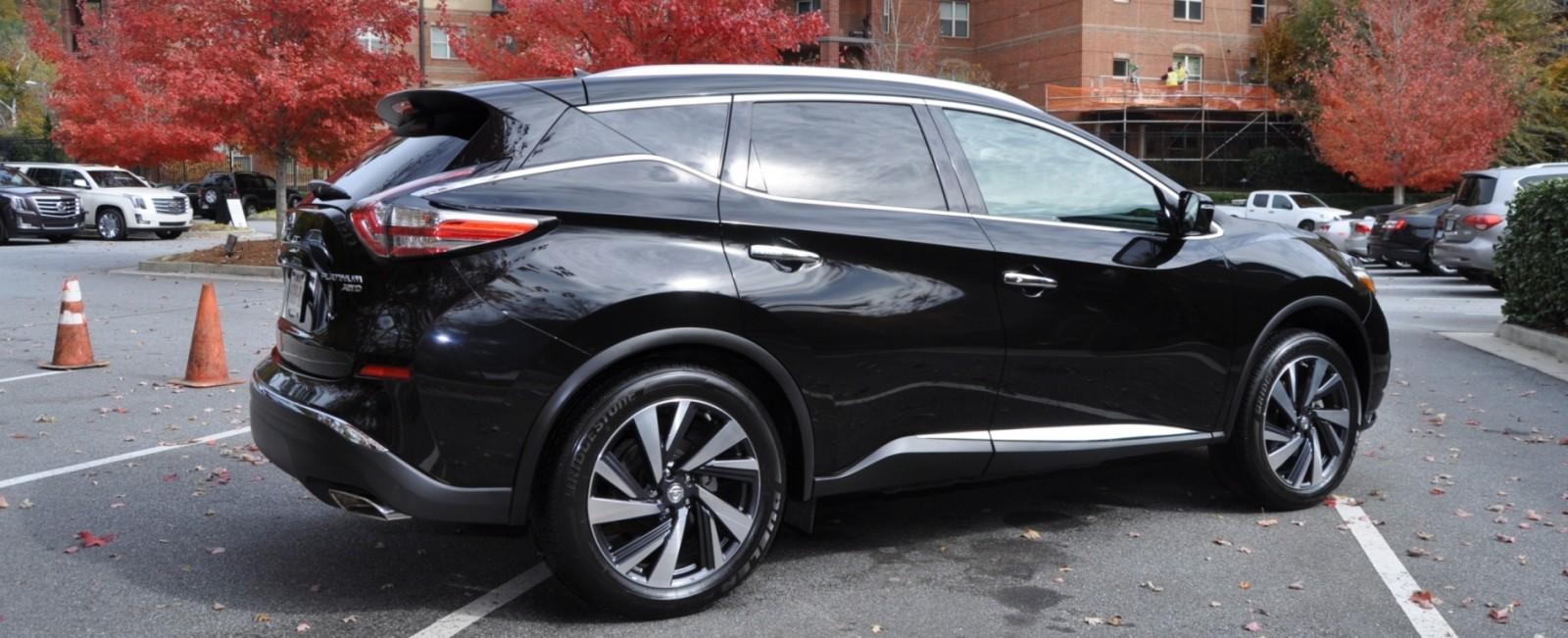 2015 Nissan Murano Platinum AWD 12
