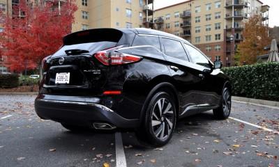 2015 Nissan Murano Platinum AWD 120