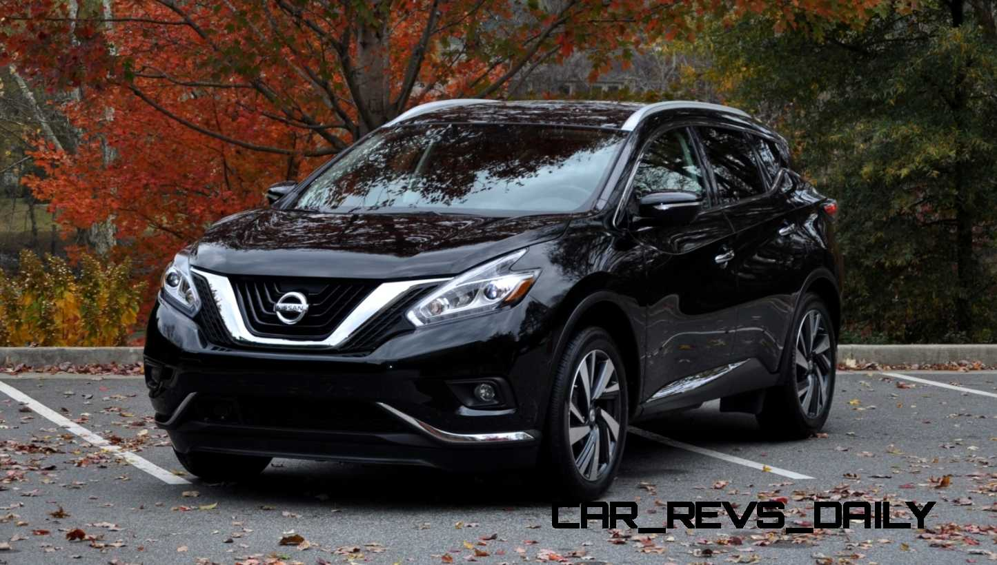 review 2015 nissan murano awd platinum ny daily news. Black Bedroom Furniture Sets. Home Design Ideas