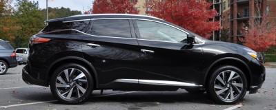 2015 Nissan Murano Platinum AWD 13