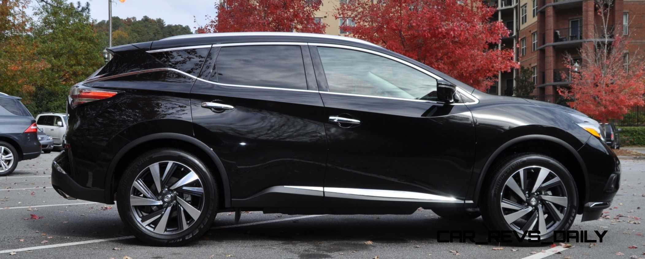 2015 Nissan Murano Platinum Awd In 150 Photo Debut
