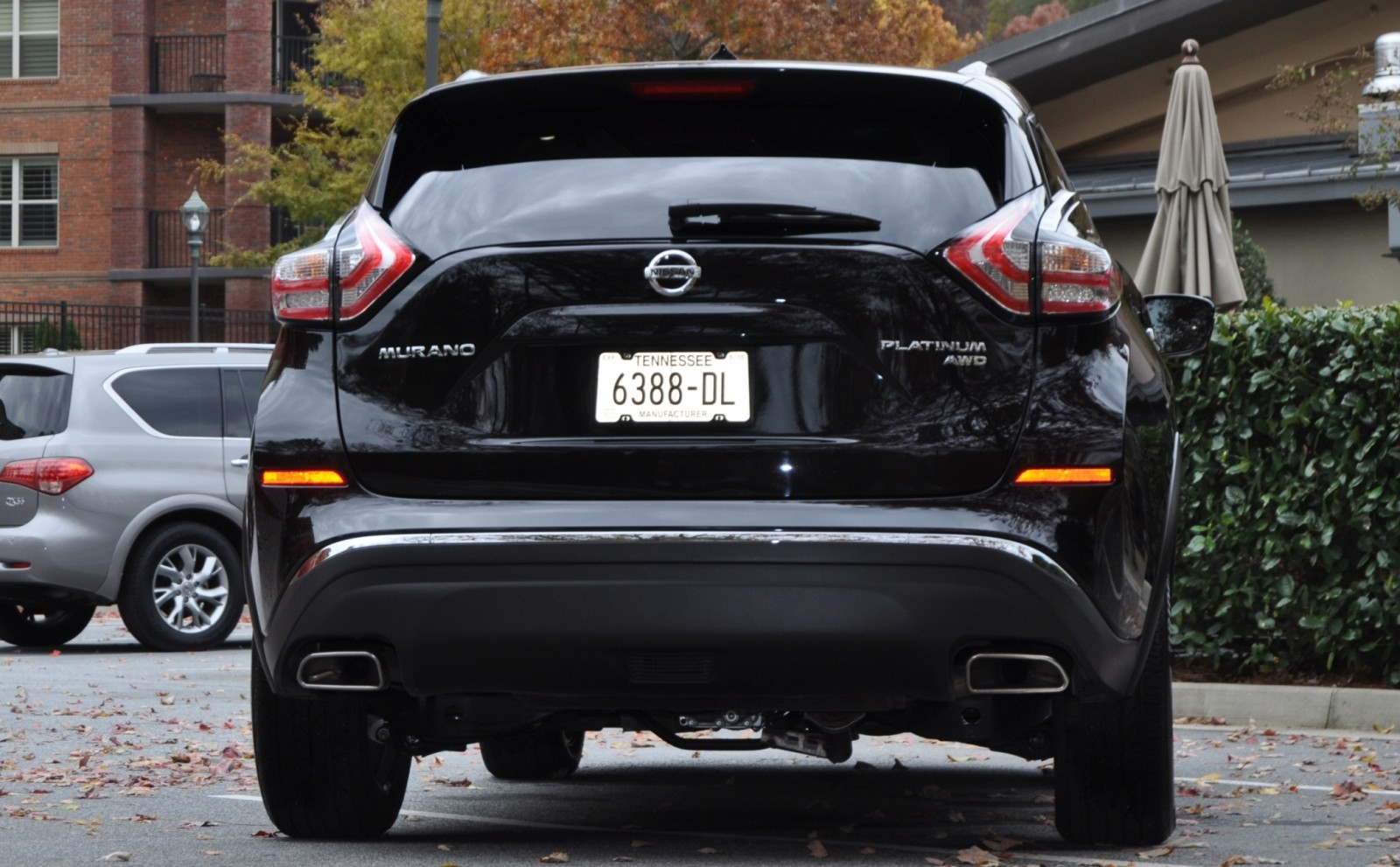 2015 Nissan Murano Platinum AWD 132