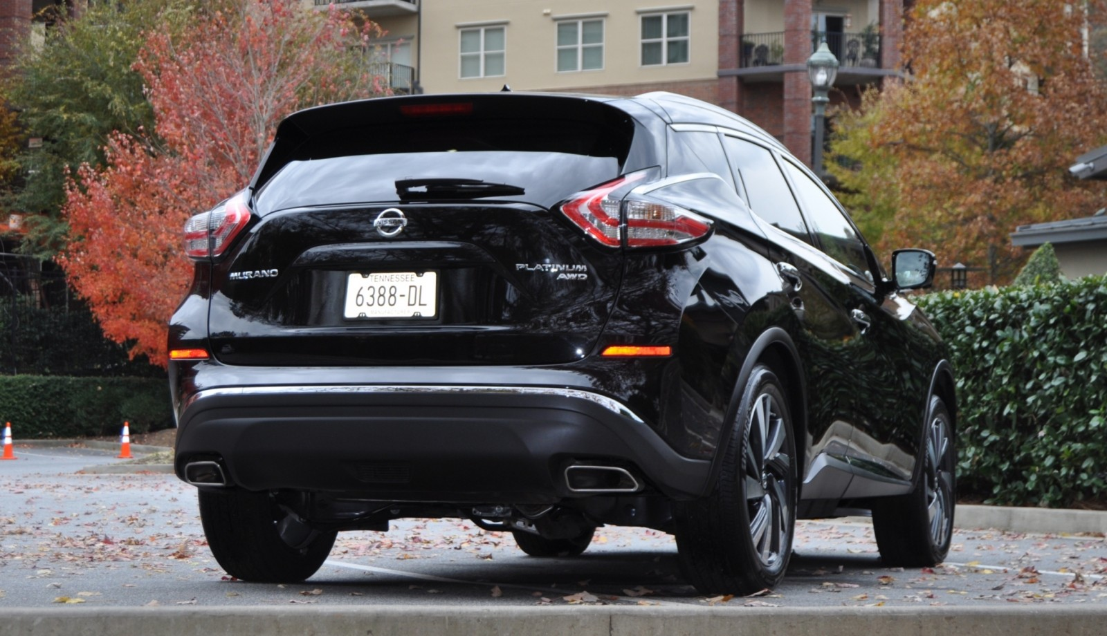 2015 Nissan Murano Platinum AWD 133