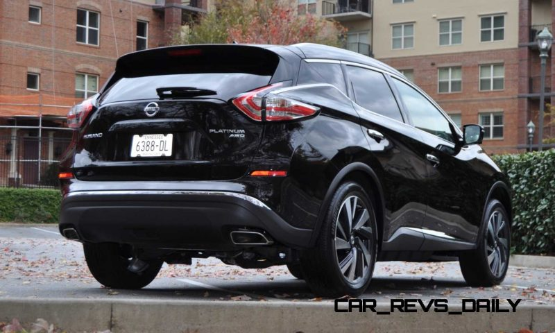 2015 Nissan Murano Platinum AWD 134