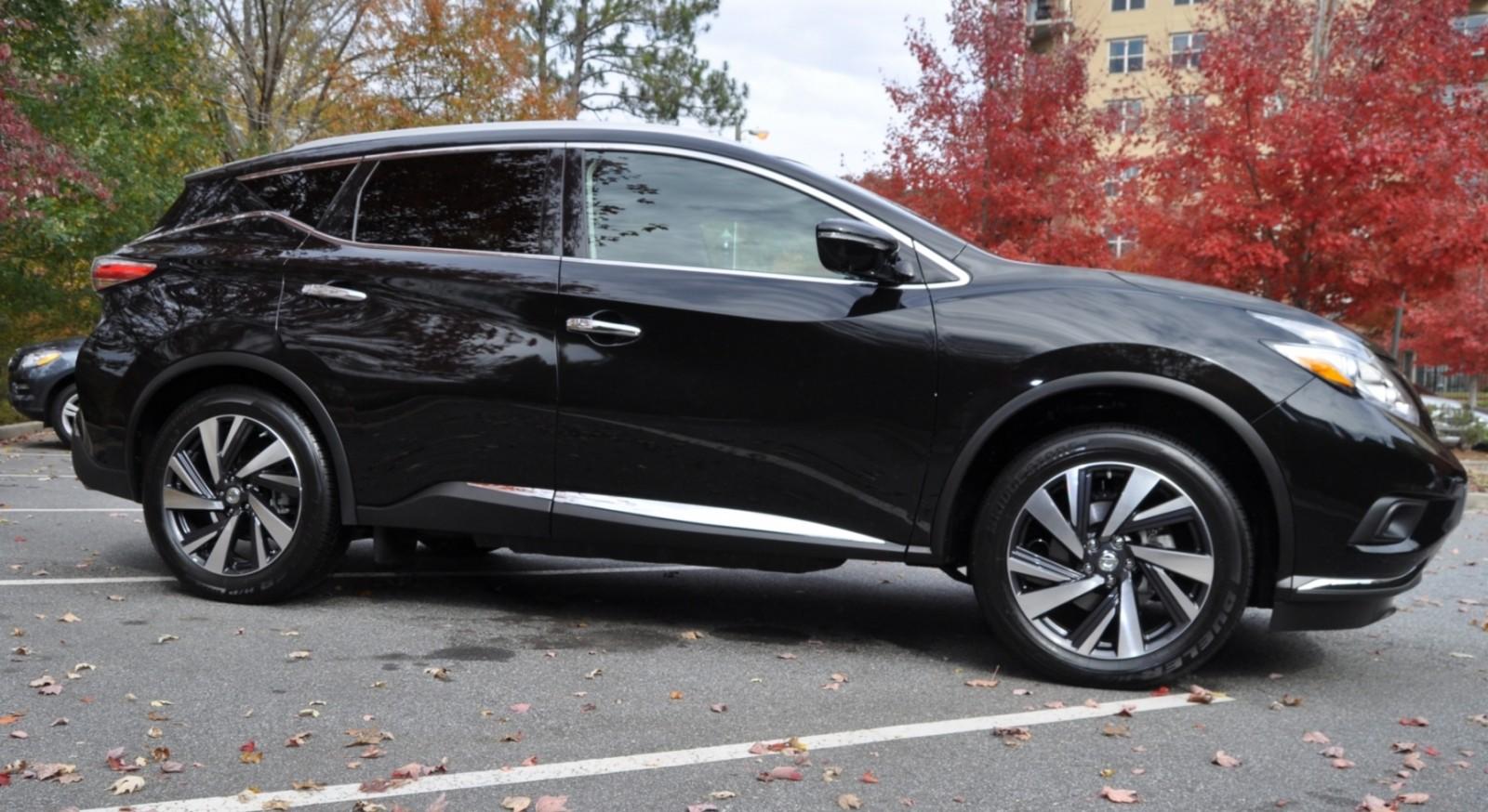 2015 Nissan Murano Platinum AWD 14