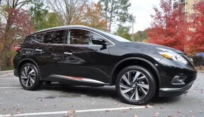 2015 Nissan Murano Platinum AWD 15