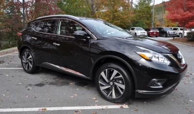 2015 Nissan Murano Platinum AWD 18