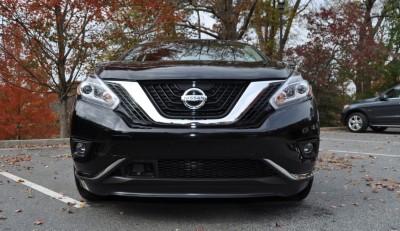 2015 Nissan Murano Platinum AWD 21