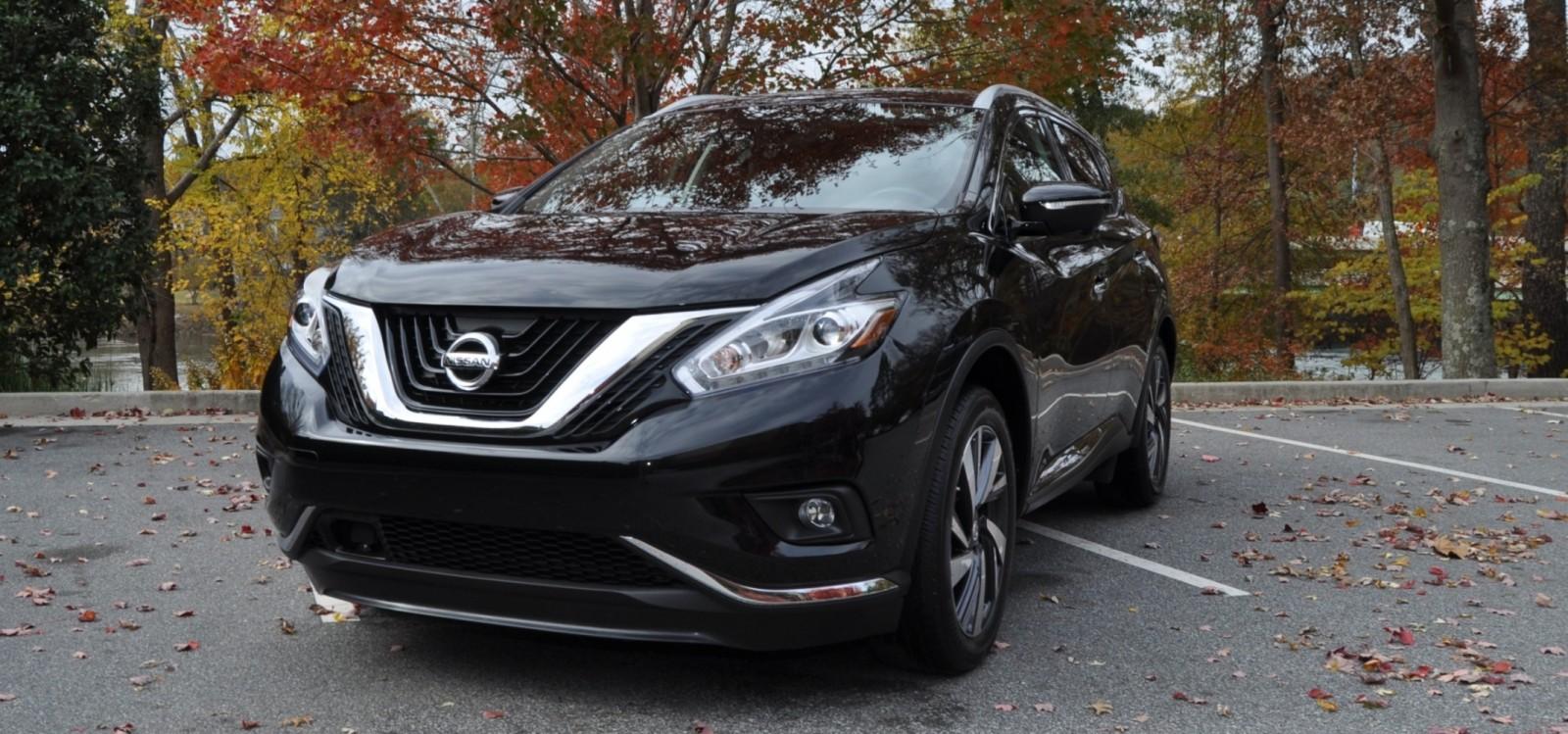 2015 Nissan Murano Platinum AWD 24