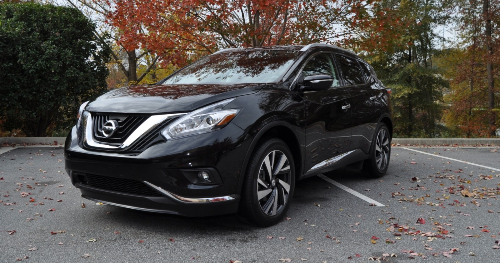 2015 Nissan Murano Platinum AWD 26