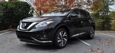 2015 Nissan Murano Platinum AWD 27