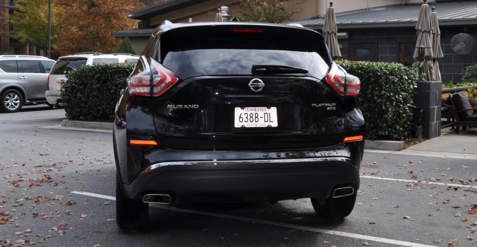 2015 Nissan Murano Platinum AWD 3