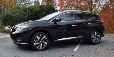 2015 Nissan Murano Platinum AWD 31