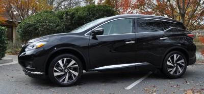 2015 Nissan Murano Platinum AWD 32