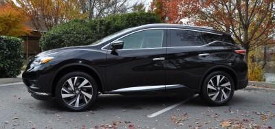 2015 Nissan Murano Platinum AWD 33
