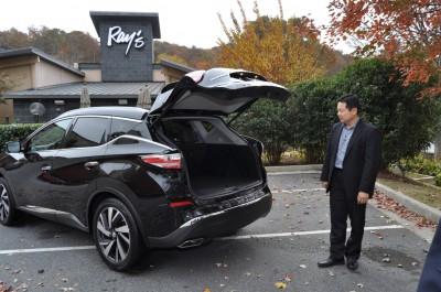 2015 Nissan Murano Platinum AWD 38