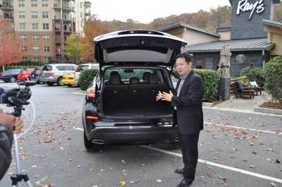 2015 Nissan Murano Platinum AWD 39