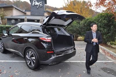 2015 Nissan Murano Platinum AWD 41