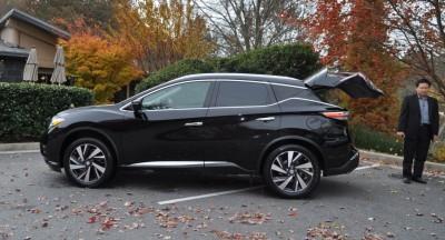 2015 Nissan Murano Platinum AWD 45