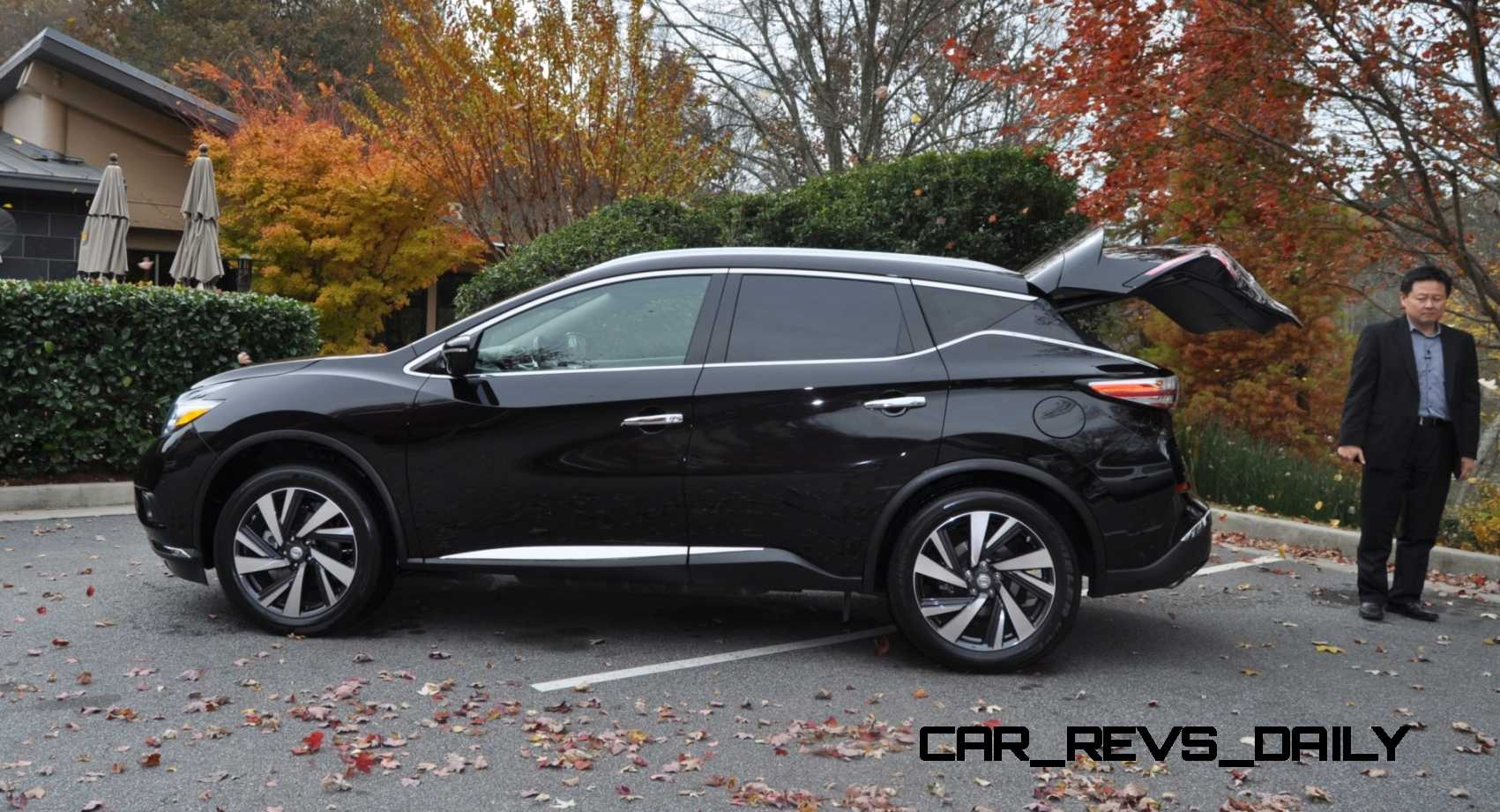 2015 Nissan Murano Platinum Awd In 150 Photo Debut