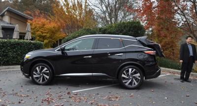 2015 Nissan Murano Platinum AWD 48