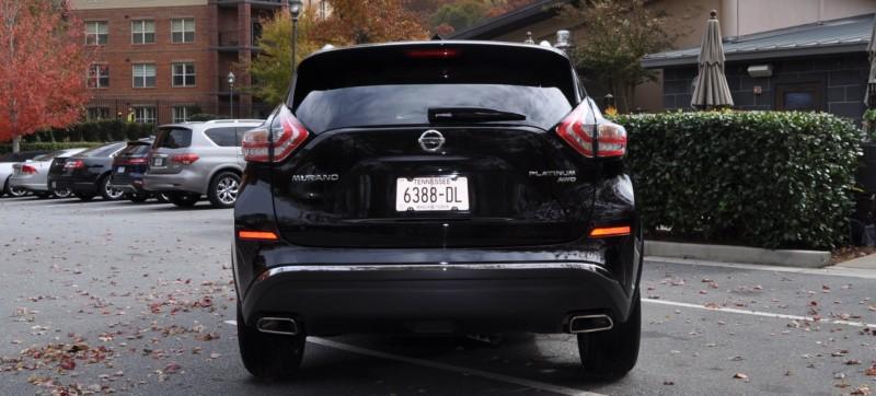 2015 Nissan Murano Platinum AWD 5