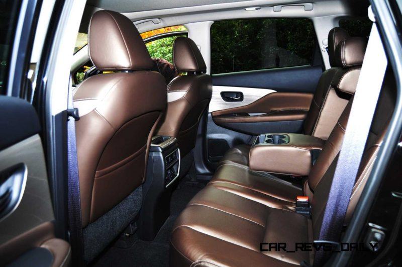 2015 Nissan Murano Platinum AWD 51