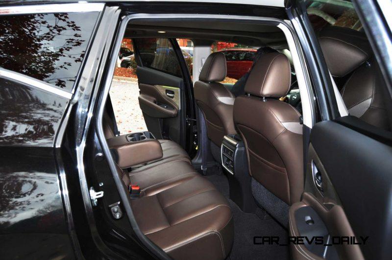 2015 Nissan Murano Platinum AWD 52