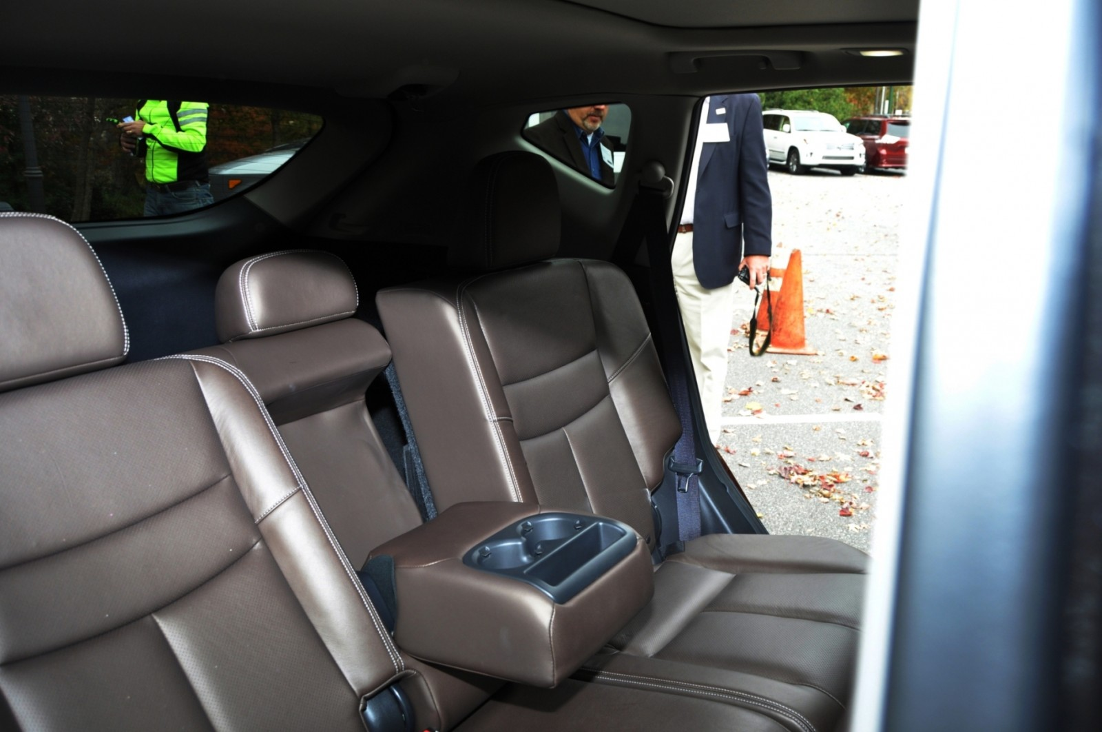 2015 Nissan Murano Platinum AWD 53