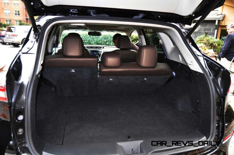 2015 Nissan Murano Platinum AWD 55