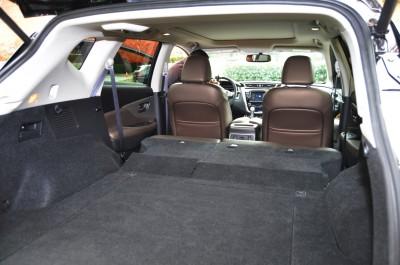 2015 Nissan Murano Platinum AWD 56