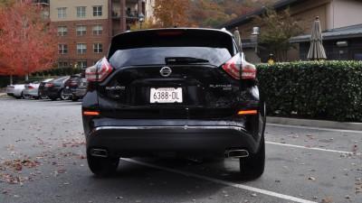2015 Nissan Murano Platinum AWD 6