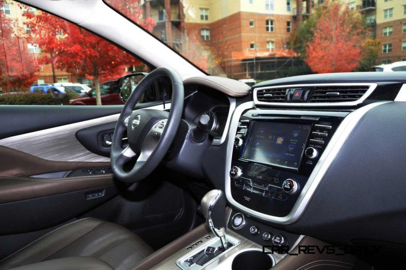 2015 Nissan Murano Platinum AWD 60