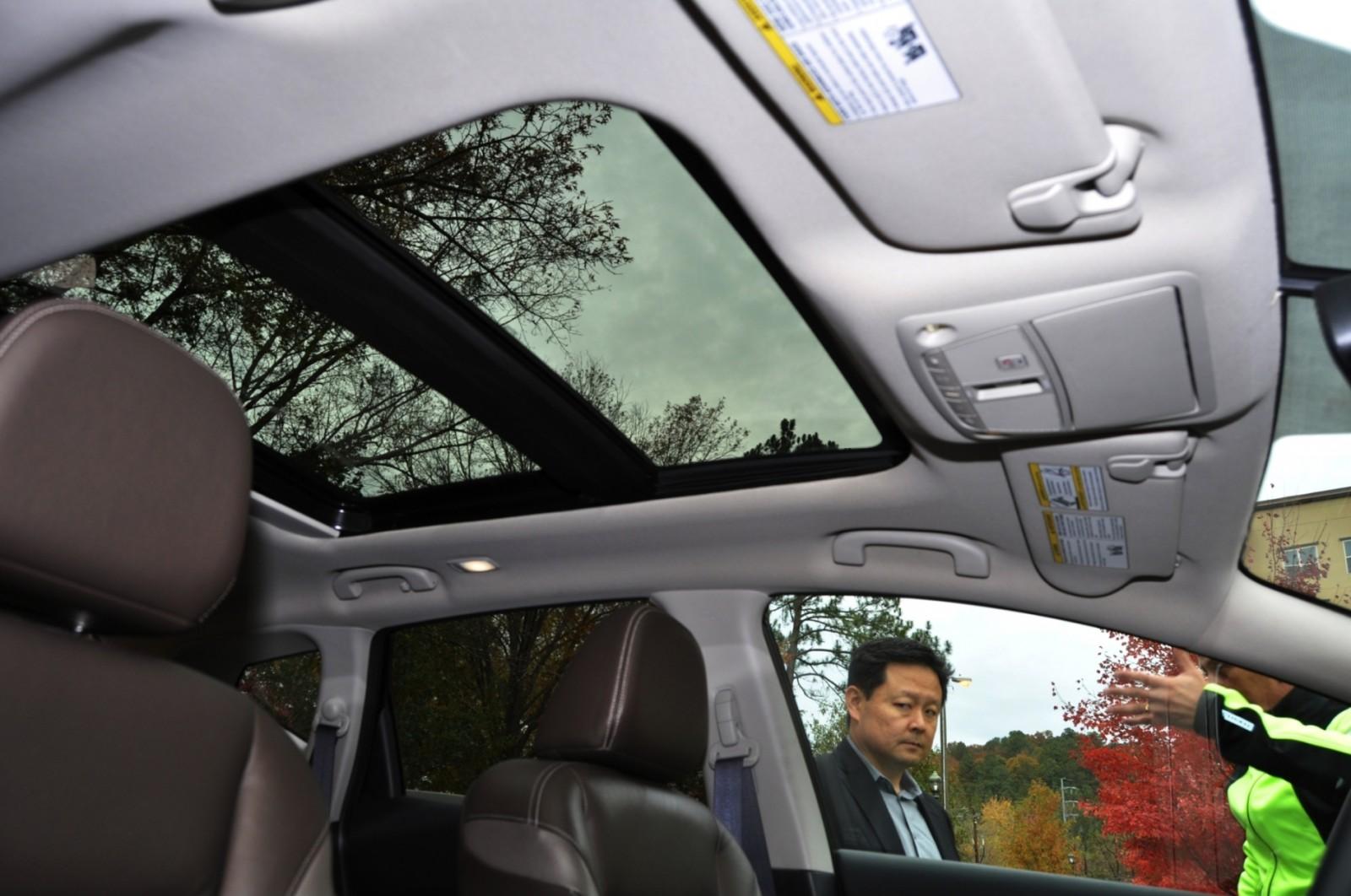 2015 Nissan Murano Platinum AWD 61