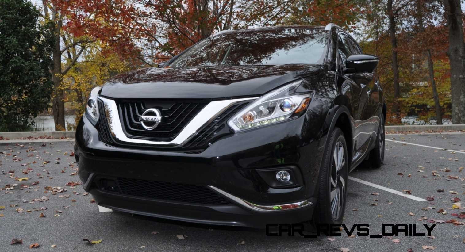 2015 Nissan Murano Platinum AWD 71