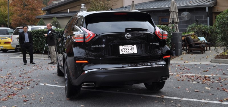 2015 Nissan Murano Platinum AWD 72