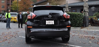 2015 Nissan Murano Platinum AWD 74