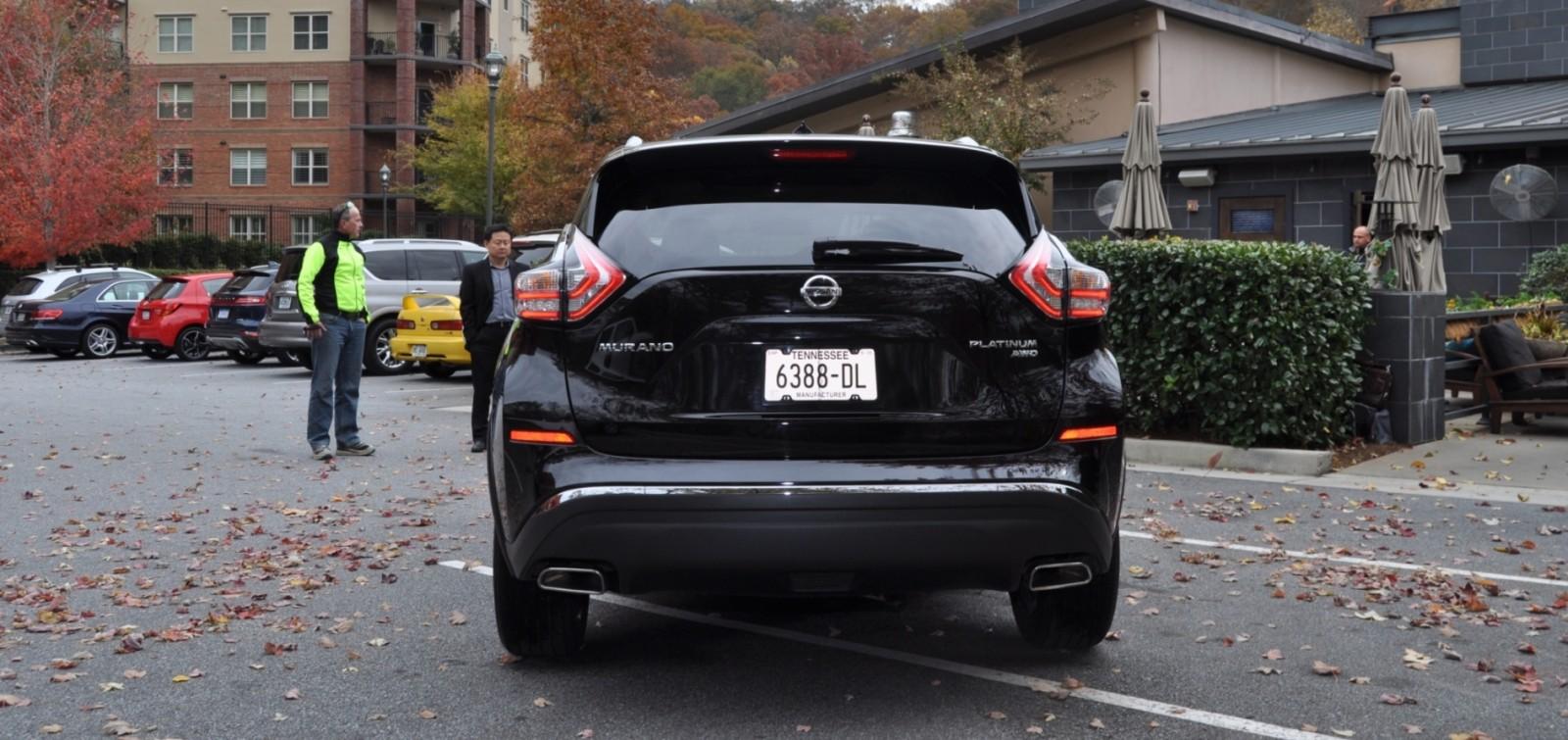 2015 Nissan Murano Platinum AWD 75