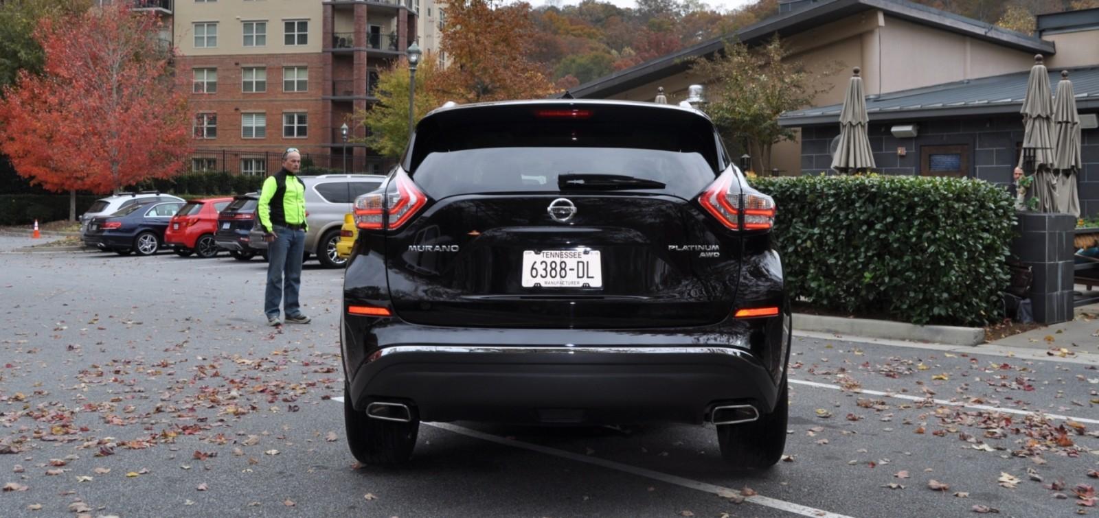 2015 Nissan Murano Platinum AWD 76