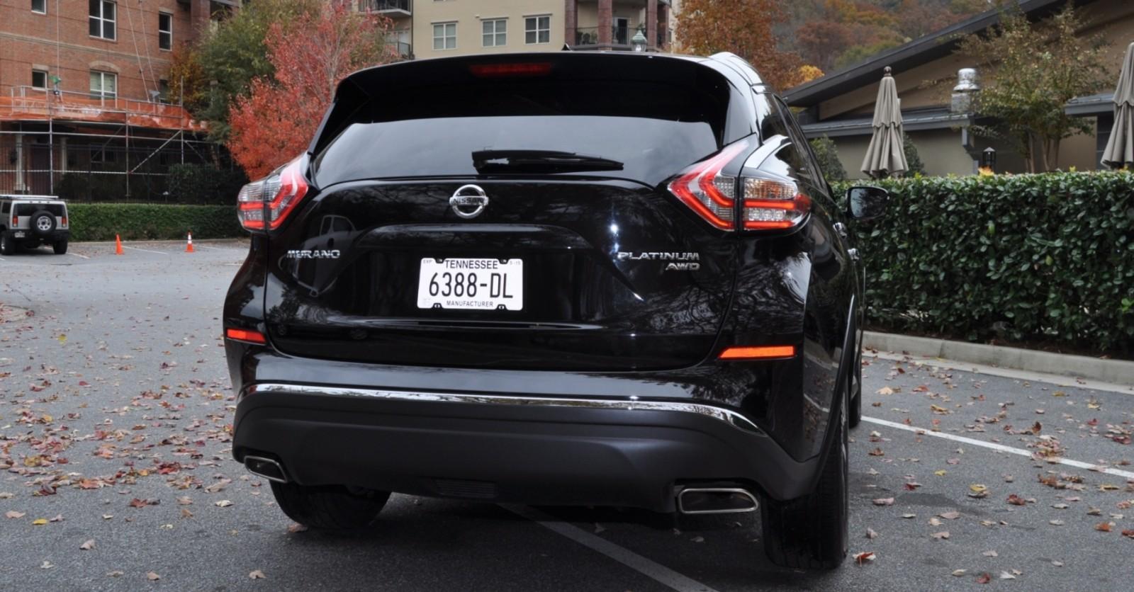 2015 Nissan Murano Platinum AWD 78