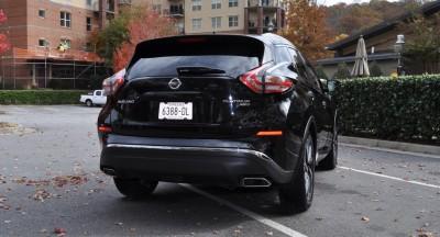 2015 Nissan Murano Platinum AWD 8