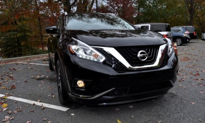 2015 Nissan Murano Platinum AWD 82