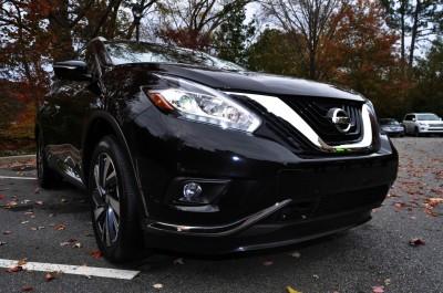 2015 Nissan Murano Platinum AWD 90